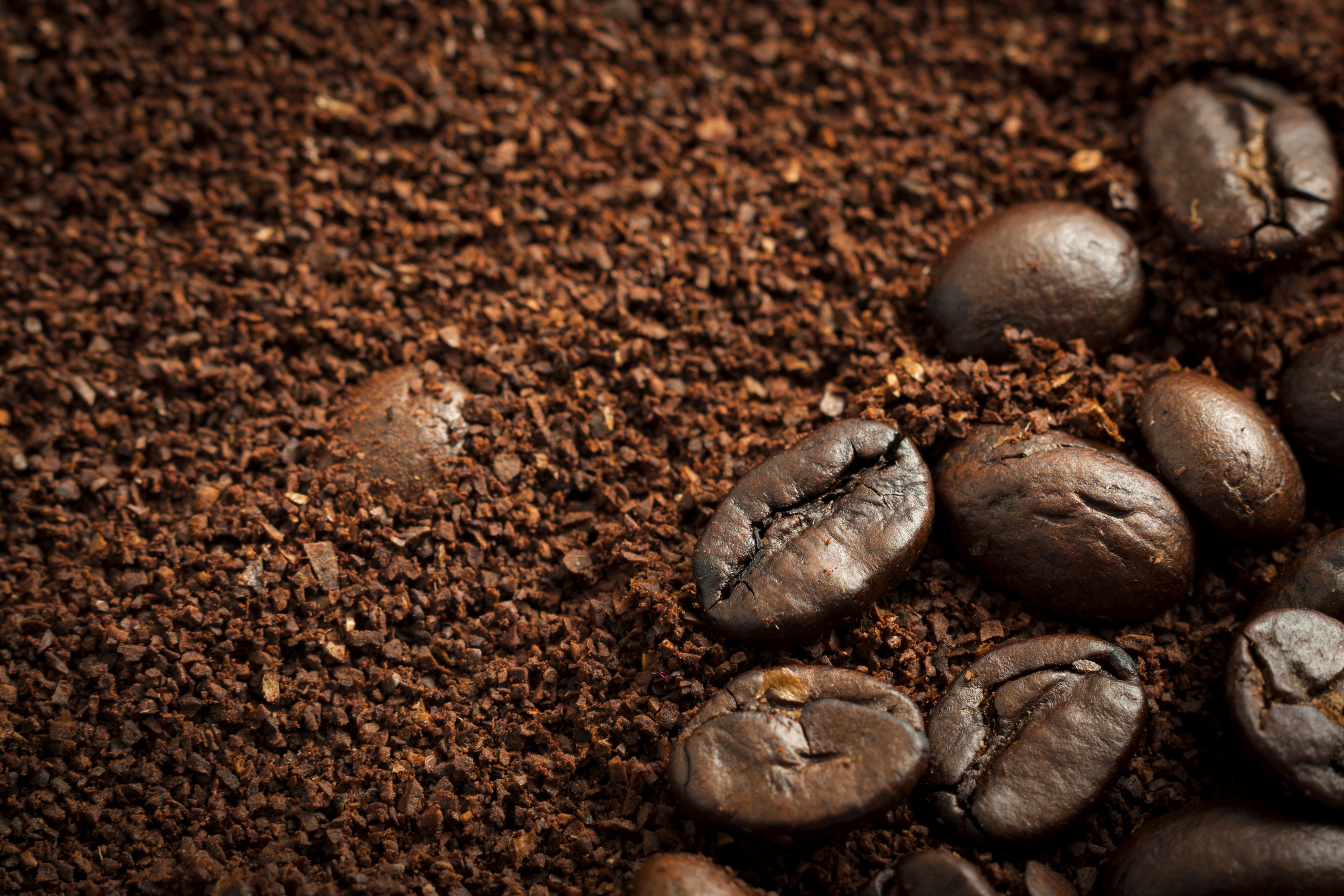Ground Coffee Image