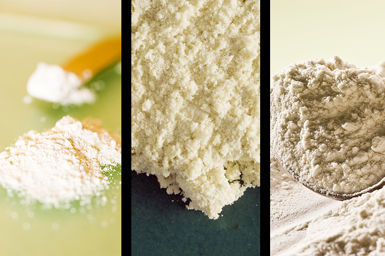 Powder Flour for website preview